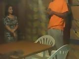 Latina Teen Fucks A Black Guy In The Warehouse
