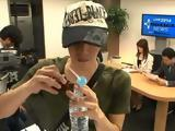 Crew Member Pour Something Into TV Show Host Kanako Iioka Water So He Could Easily Fuck Her