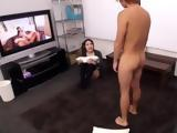 Girl Gets Surprised By Her Friend While Watching Porn Thinking She Is All Alone