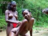 African Girls In Jungle