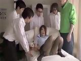 Japanese Teacher Gets Tied And Abused By Her Students