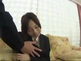 Japanese Secretary Has To Put Up With Many Things in Order To Keep Her Job