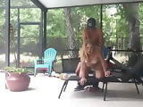 Cheating Wife Pounded By Young Stud While Husband Works