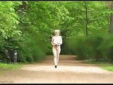 Naked Walk in the Park